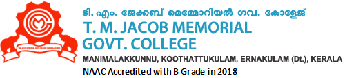T.M Jacob Memorial Govt. College Manimalakunnu