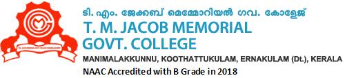 T.M Jacob Memorial Govt. College Manimalakunnu